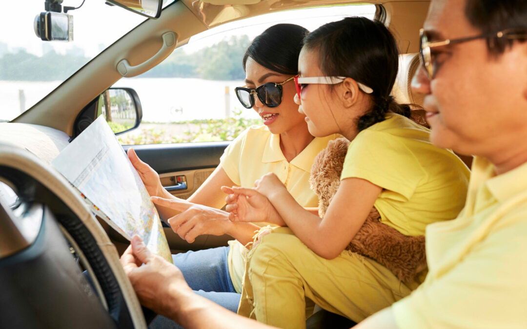 Preparing Your Vehicle For Summer Driving