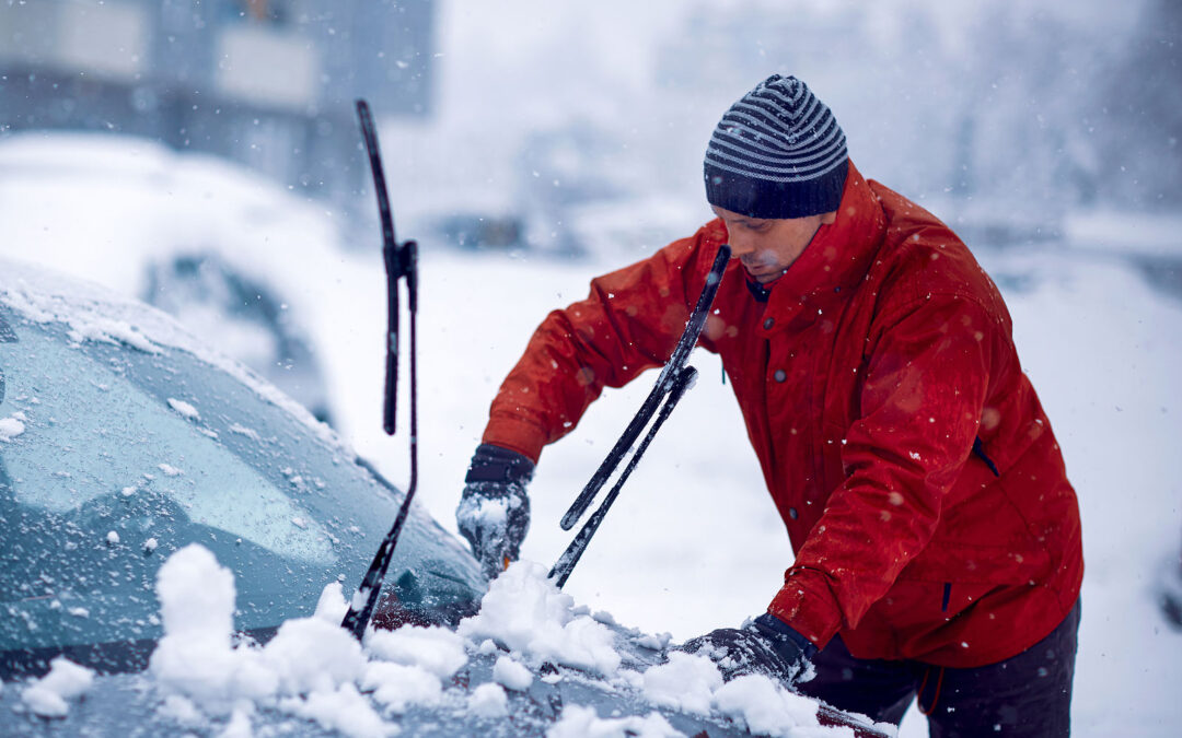 10 Things You Should Have in Your Vehicle This Winter